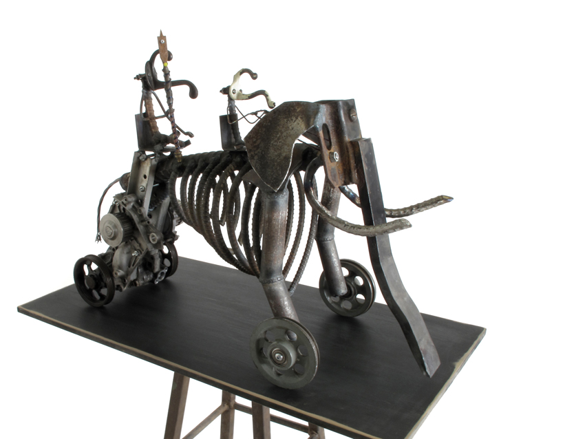 la mécanique de l'éléphant