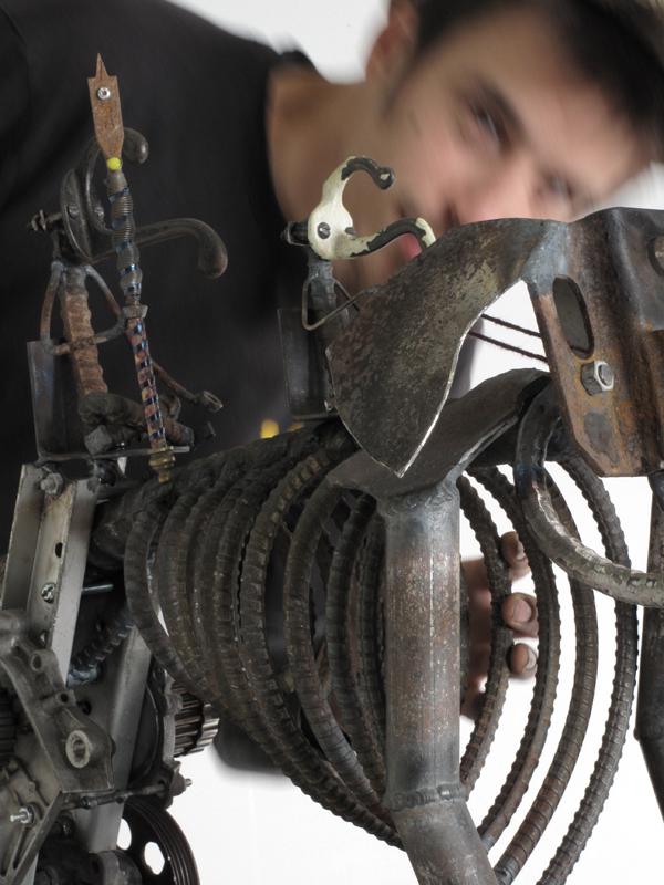 la mécanique details